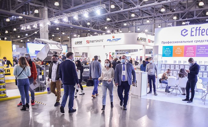 CleanExpo Moscow | PULIRE 2020 results. When the reality surpassed all expectations