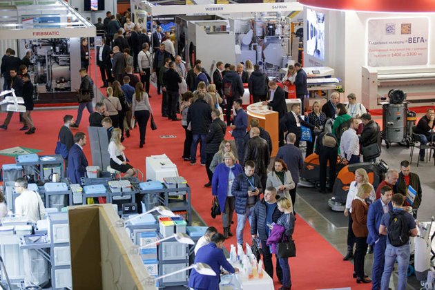 CleanExpo Moscow | PULIRE + ISSA + Afidamp FAB = best industry exhibition in Russia*