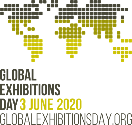 On 3, June 2020 the world celebrates Global Exhibitions Day