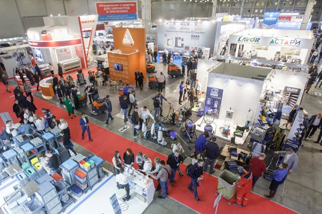 A huge success of CleanExpo Moscow | PULIRE 2019